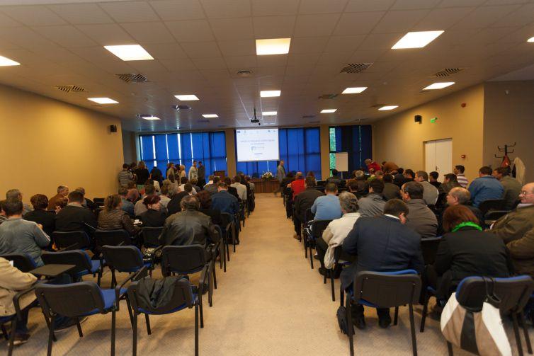 Crivas – Conferințe