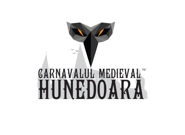 Logo Carnavalul Medieval Hunedoara